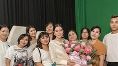 Lê Dương Bảo Lâm, Nam Thư, Liên Bỉnh Phát âm thầm chúc mừng sinh nhật Lý Nhã Kỳ