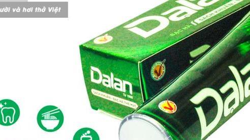 Thu hồi toàn quốc lô kem đánh răng Dạ Lan không đảm bảo chất lượng