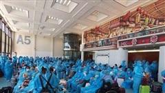 Đưa hơn 300 công dân Việt Nam từ Đài Loan (Trung Quốc) về nước an toàn