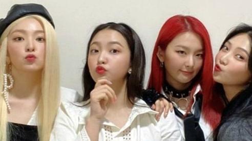 Chị chị em em thân thiết như Red Velvet, Joy và Yeri từng lặn lội đến Inkigayo cổ vũ cho Irene và Seulgi