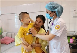 Bắc Ninh ghi nhận 430 ca mắc bệnh tay - chân - miệng
