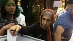 Syria bắt đầu bầu cử Quốc hội