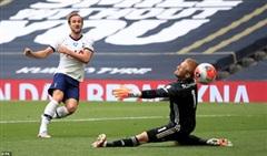 Leicester City thua đậm Tottenham
