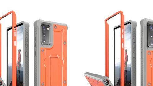 Hãng ốp lưng tiết lộ thiết kế siêu đẹp của Galaxy Note20 và Galaxy Note20 Ultra
