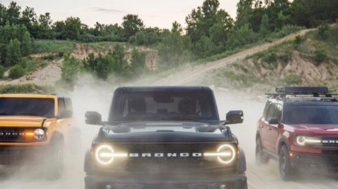 So sánh Ford Bronco vs Bronco Sport: Khác biệt không chỉ từ tên gọi
