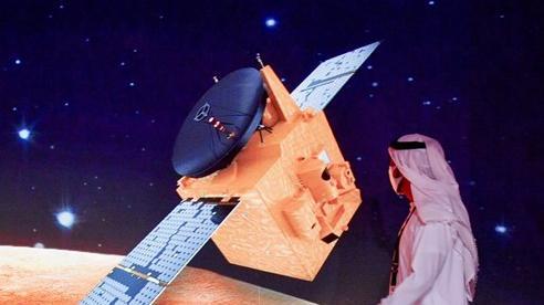 UAE phóng thành công tàu vũ trụ đầu tiên lên Sao Hỏa