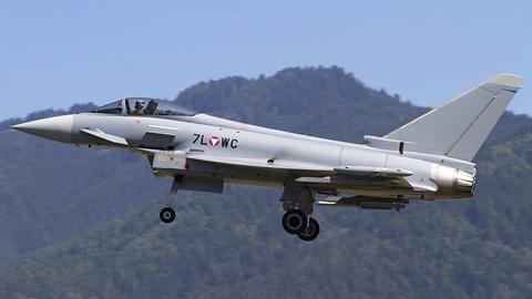 Indonesia mua lại Eurofighter Typhoon từ Áo để thay thế Su-35 Nga?