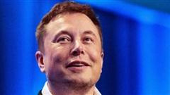 Tỷ phú Elon Musk thành người giàu thứ 5 thế giới
