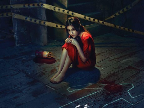 Hoàng Thùy Linh tái xuất màn ảnh rộng với 'Trái tim quái vật'