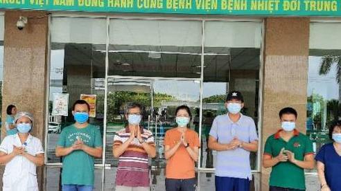 365 bệnh nhân COVID-19 ở Việt Nam đã khỏi bệnh