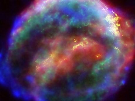 Các nhà thiên văn Trung Quốc công bố phát hiện mới về năng lượng tối