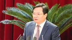 Kỷ luật Đảng Giám đốc Sở Tài chính Quảng Ninh