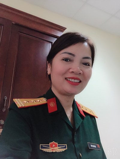 Nữ quân nhân trả lại hơn 1.200USD