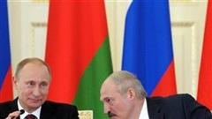 Belarus lệch pha Nga: Hiệu ứng chính sách của Putin