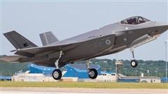 Mỹ đổ tiền quyết định số phận F-35A của Thổ