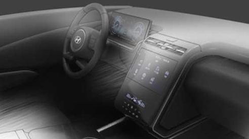 Hyundai tiếp tục 'nhá hàng' Tucson thế hệ mới: Nội thất hiện đại như Mercedes