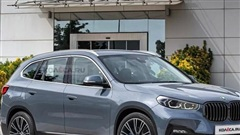 Xem trước BMW X1 thế hệ mới: Thay đổi để đối đầu Mercedes GLA và Audi Q3