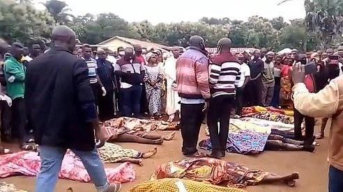 Xả súng đẫm máu giết chết ít nhất 18 khách mời trong lễ cưới