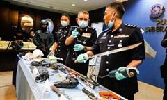 Malaysia bắt giữ và truy nã nhóm trộm người Việt