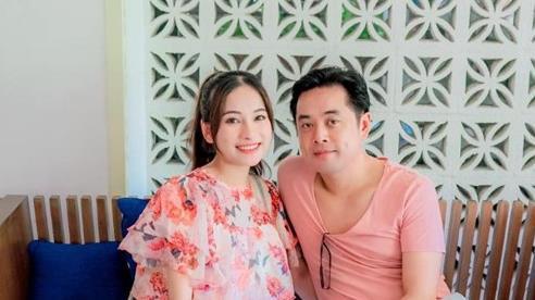 Khoe ảnh siêu âm 2 nhóc tỳ, bà xã Dương Khắc Linh hạnh phúc khen 2 con đẹp trai từ trong bụng mẹ