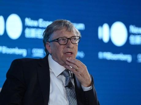 Bill Gates: Cần hàng tỷ vắcxin để bảo vệ thế giới trước COVID-19