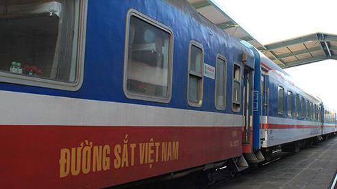 Đường sắt tăng thêm tàu Thống nhất tuyến Hà Nội - Sài Gòn