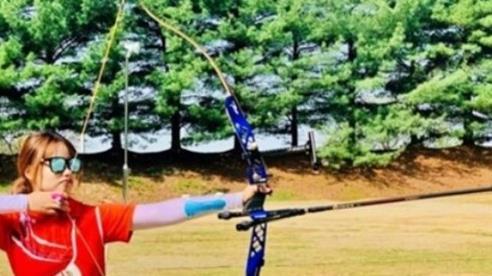 Tài năng trẻ Đỗ Thị Ánh Nguyệt 'mơ vàng' Olympic cùng đội tuyển bắn cung quốc gia