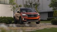 Mẫu SUV Kia Seltos ra mắt tại Việt Nam, giá từ 589 triệu đồng
