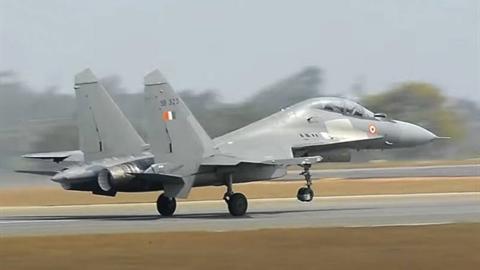 Trung Quốc chỉ ra điểm yếu lớn trên Su-30MKI Ấn Độ
