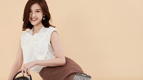 'Tiểu tam' Lương Thanh cuốn hút với gu thời trang đẳng cấp
