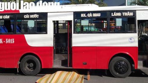 Lái xe máy va chạm xe buýt, cụ ông 80 tuổi tử vong thương tâm