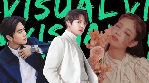 10 idol khiến nhiều người lầm tưởng là visual của nhóm: Jungkook (BTS), Jennie (BlackPink) và...?