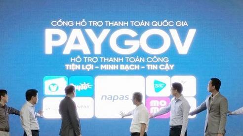 Bộ Thông tin và Truyền thông ra mắt cổng thanh toán quốc gia PayGov