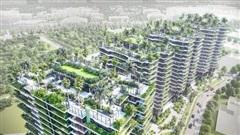 Vườn thẳng đứng 'phủ mát' Singapore, Việt Nam thì sao?