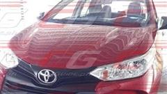 Toyota Vios 2021 có những nét thay đổi giống Camry
