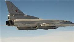 NATO điều MiG-21 chặn Tu-22M3 tại Biển Đen