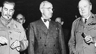 Chuyện chưa kể về hội nghị kết thúc Thế chiến 2: Cuộc gặp gỡ cuối cùng của tam cường
