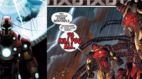 Nếu Iron Man MCU sở hữu những vũ khí này, quân đoàn Thanos sẽ không có cửa (P.2)