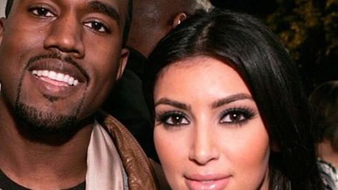 Kanye West và Kim Kardashian đã từng có mối tình rất ngọt ngào