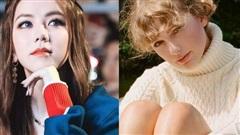 Taylor Swift bị chê đạo nhái sao Hoa ngữ - Đặng Tử Kỳ, netizen phản kèo bảo vệ 'Nàng Rắn' cực căng