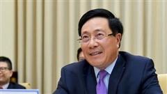 Phó Thủ tướng Phạm Bình Minh: Biến đổi khí hậu là một thách thức toàn cầu, đòi hỏi giải pháp toàn cầu