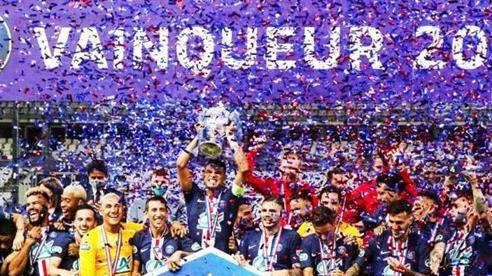 Paris Saint-Germain lần thứ 13 Vô địch Cúp quốc gia Pháp