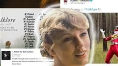 Dù si mê hay ngao ngán cũng không thể phủ nhận: Cả thế giới đều đang nhìn về 'kỳ quan' Folklore của Taylor Swift