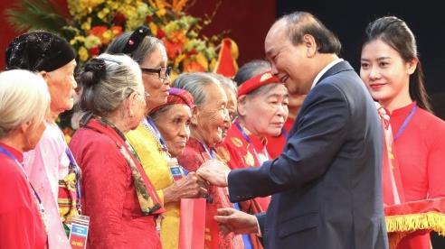 Thủ tướng: Đời đời ghi ơn những bà mẹ anh hùng