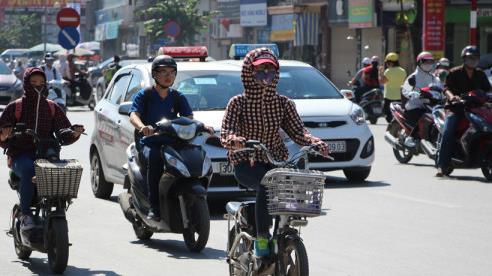 Dự báo thời tiết ngày 26/7: Hà Nội tiếp tục nắng nóng, cao nhất 37 độ