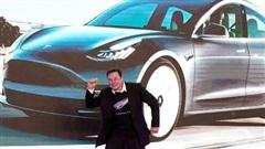 Tesla kiện đối thủ ăn trộm nhiều thông tin kinh doanh tuyệt mật