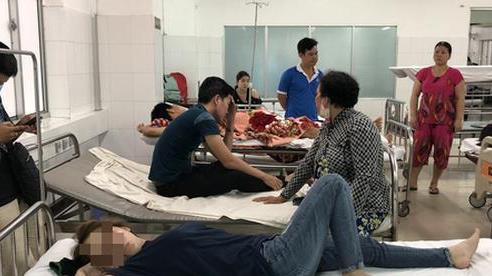 Hơn 60 công nhân tăng ca nhập viện vì hít phải khí gas bị rò rỉ