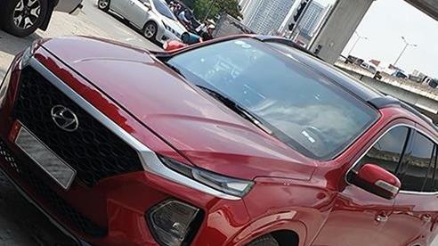 Dân chơi Hà thành độ Hyundai Santa Fe 2006 với phần đầu giống hệt đời 2019