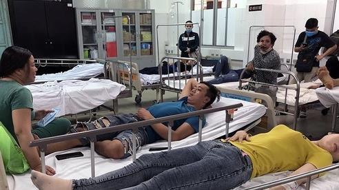 Hàng chục công nhân ở Cần Thơ nhập viện do hít phải khí gas