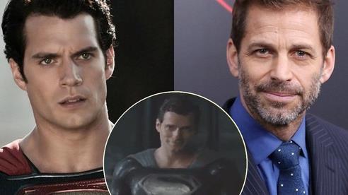 Bóng gió chê bai cha đẻ Avengers, đạo diễn Justice League đem suit đen siêu bốc của Superman ra 'dằn mặt'